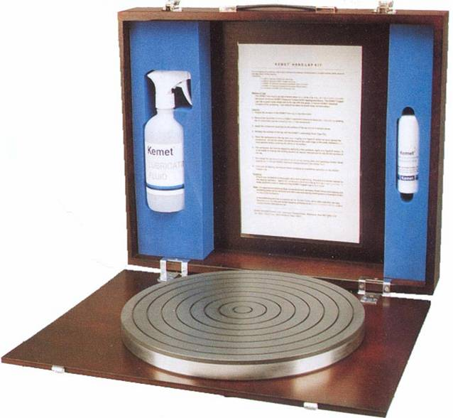 Hand Lapping Kit
