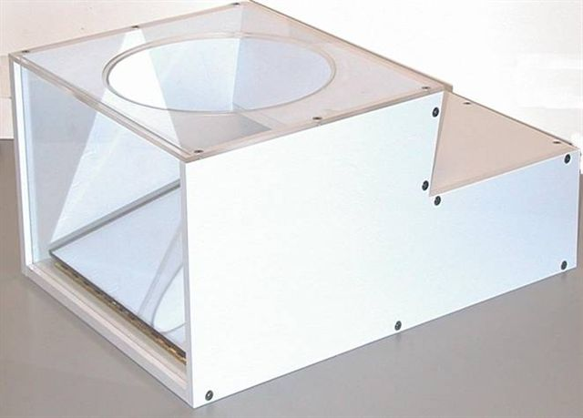 Optical Flat Reflection Stands For CP-1 For 6